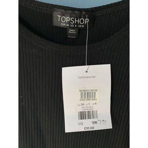 Topshop Tops - Topshop Crop Top/Tank Top